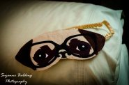 Yes....even my sleep mask is a pug.