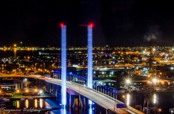 The Bolte bridge from the Melbourne Star and tweaked with the new tricks I have learned