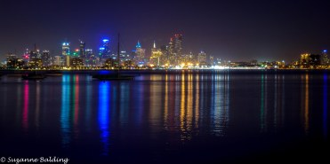 I love my marvellous Melbourne at night.